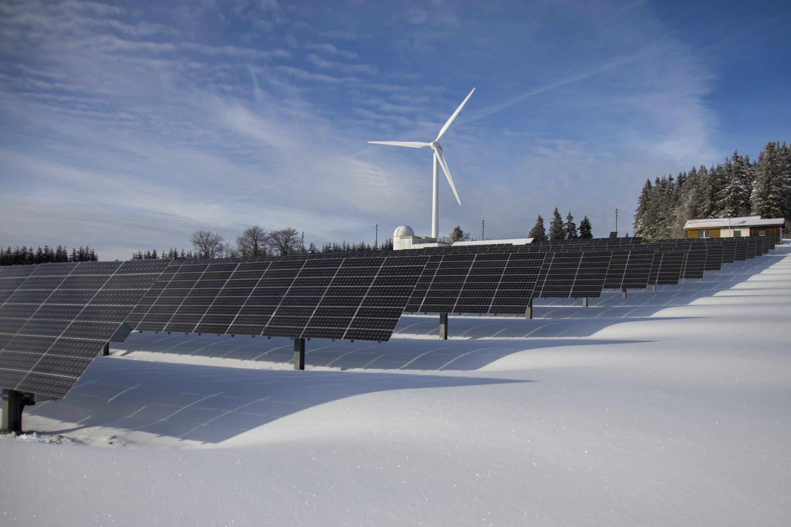 Erneuerbare Energie BioBau